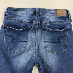 American Eagle Outfitters Jeans - American Eagle Super Stretch X Hi Rise Jegging